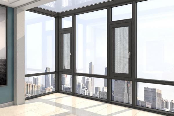 铝合金门窗加盟商怎么鉴别门窗